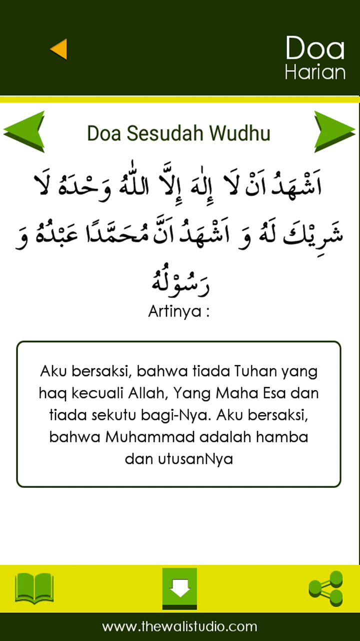 Kumpulan Doa Harian